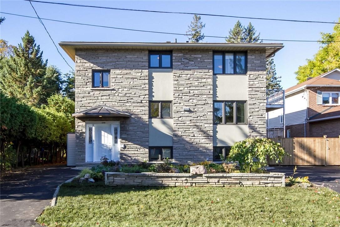 540 Laderoute Avenue, Ottawa, Ontario K1Z5V8