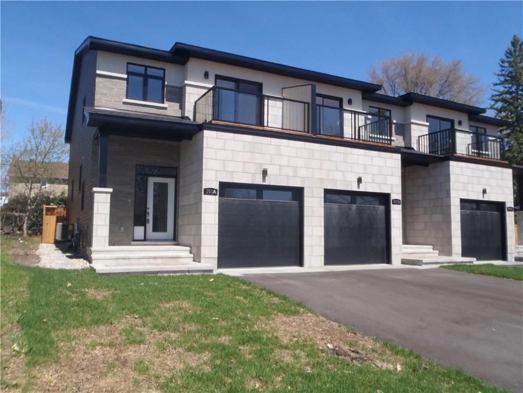 251-a Glynn Avenue, Ottawa, Ontario K1K1S2