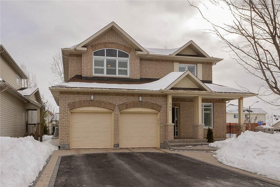 588 Devonwood Circle, Ottawa, Ontario K1T4E6