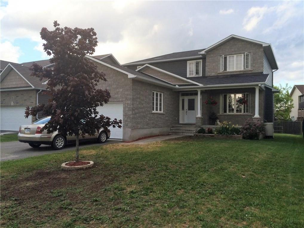 15 Station Trail Street, Russell, Ontario K4K0A3