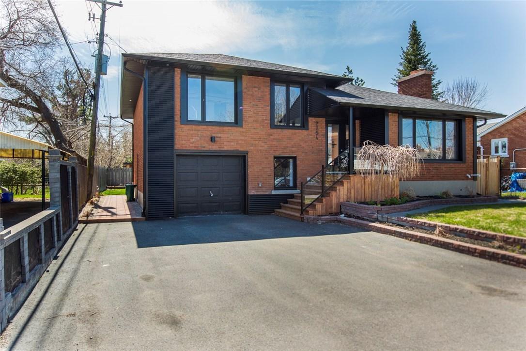 2254 Georgina Drive, Ottawa, Ontario K2B7M1