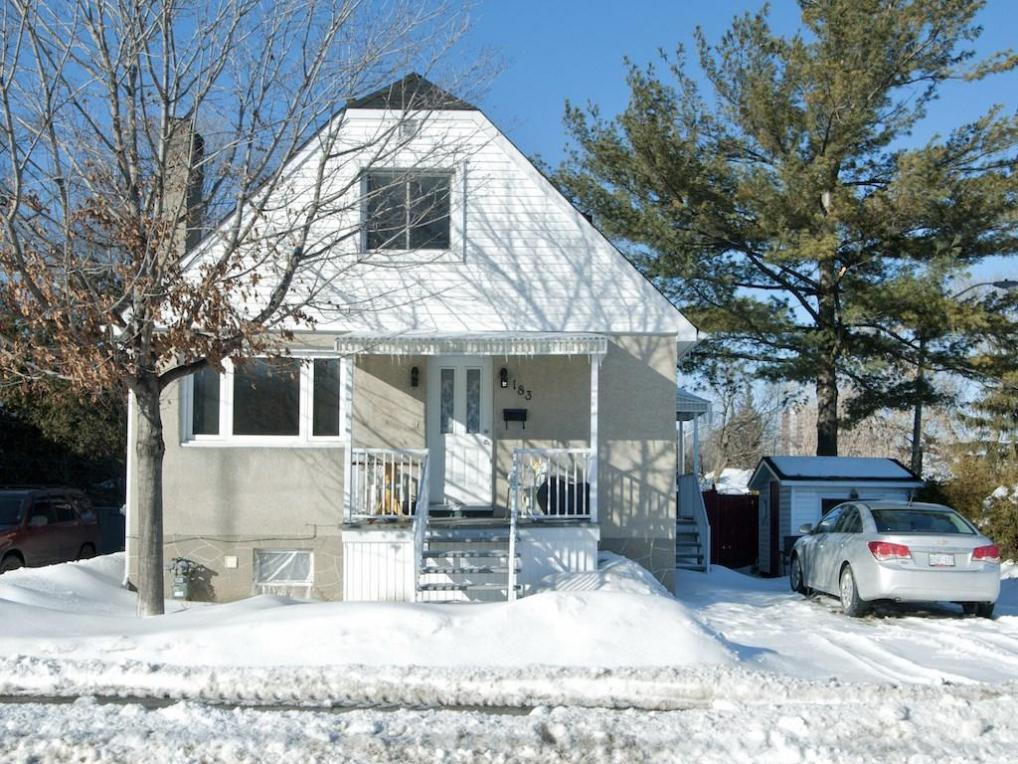 183 Presland Road, Ottawa, Ontario K1K2C1