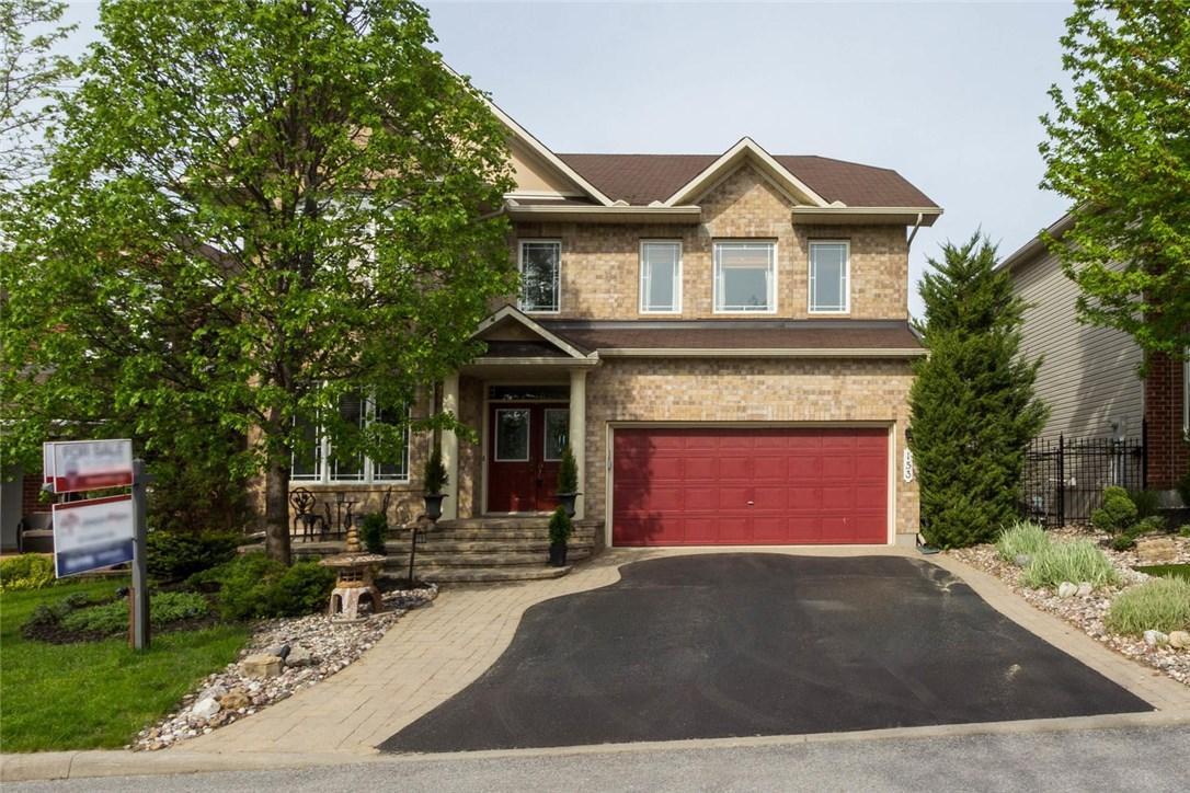 153 Copperwood Street, Ottawa, Ontario K1C7S3