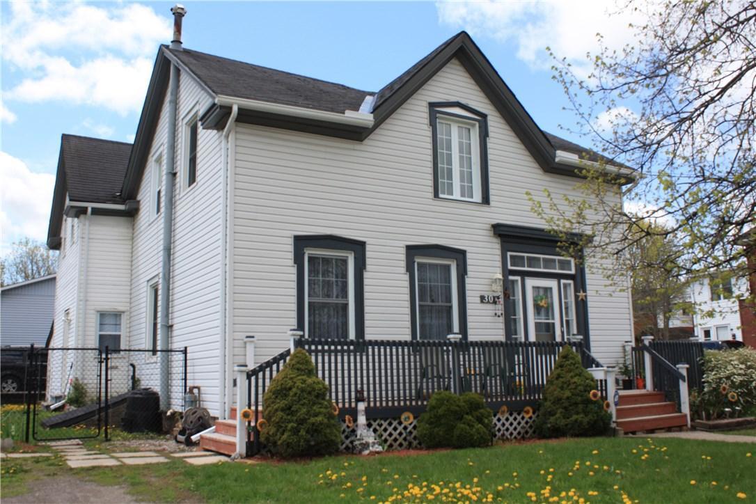 30 Jasper Avenue, Smiths Falls, Ontario K7A4B9