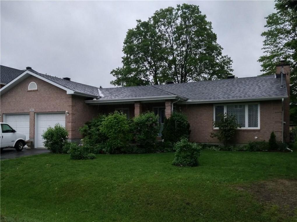 1658 Athans Avenue, Ottawa, Ontario K1T1L1