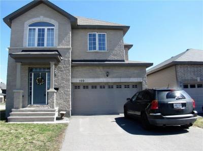 Photo of 199 Dave Smith Crescent, Ottawa, Ontario K4M0B7