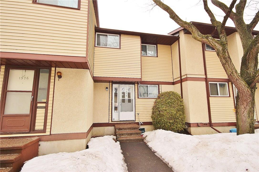 1574 Feather Lane, Ottawa, Ontario K1T1V4