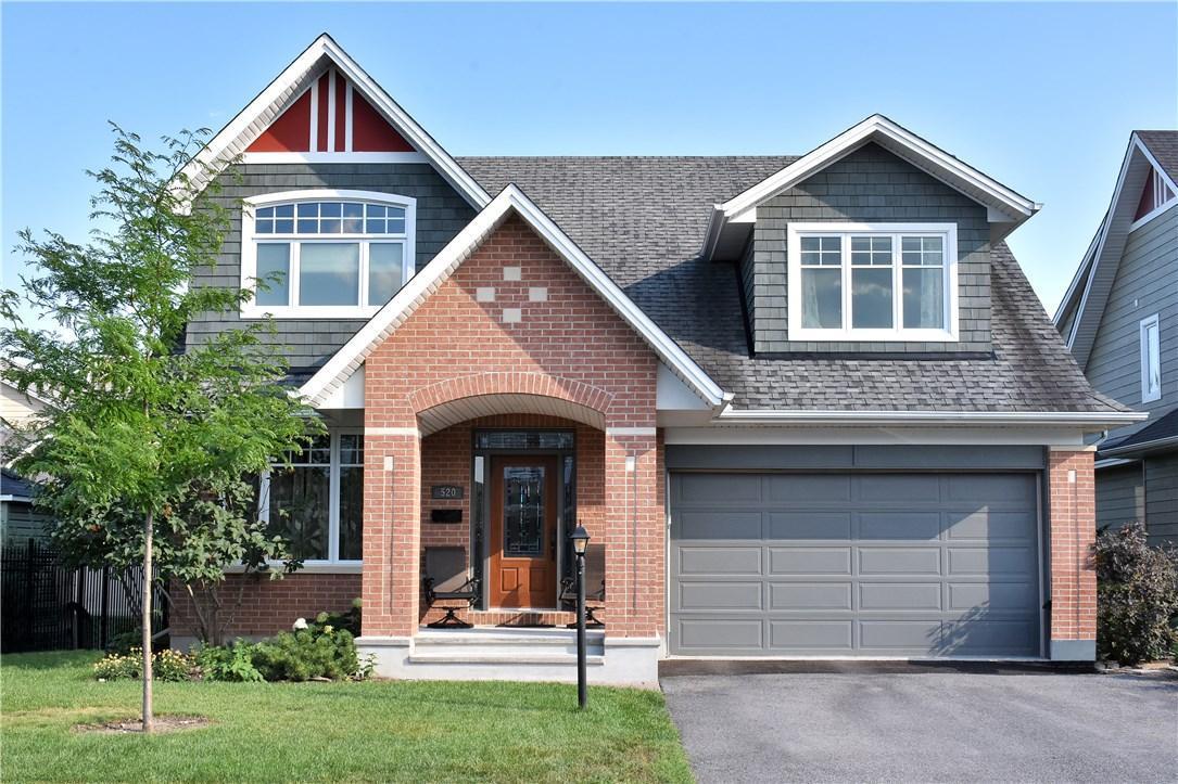 520 Erinwoods Circle, Ottawa, Ontario K2J5M7