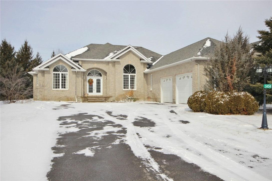 5454 Mansel Crescent, Manotick, Ontario K4M1L3