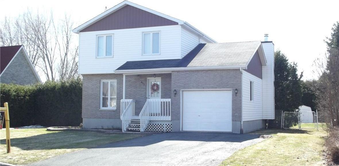 653 St Joseph Street, Casselman, Ontario K0A1M0