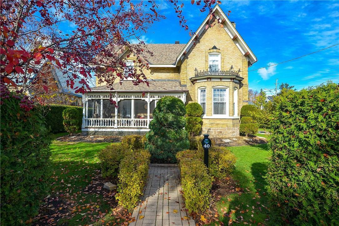 40 William Street W, Smiths Falls, Ontario K7A1N3