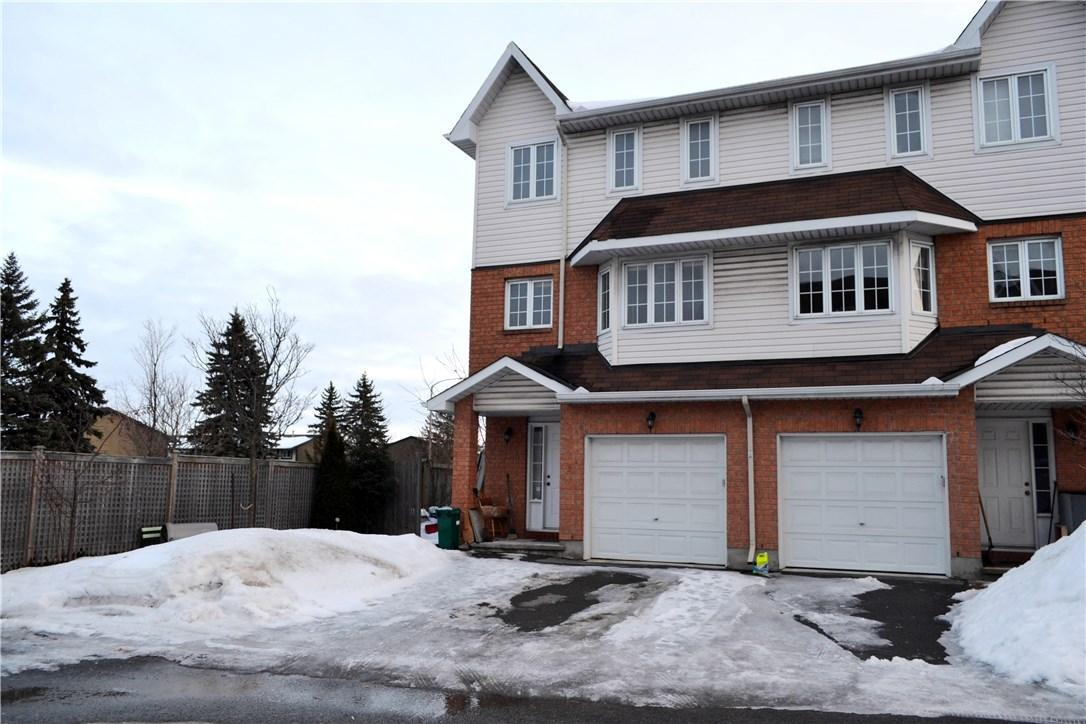 2579 Alanis Private, Ottawa, Ontario K1T4A1