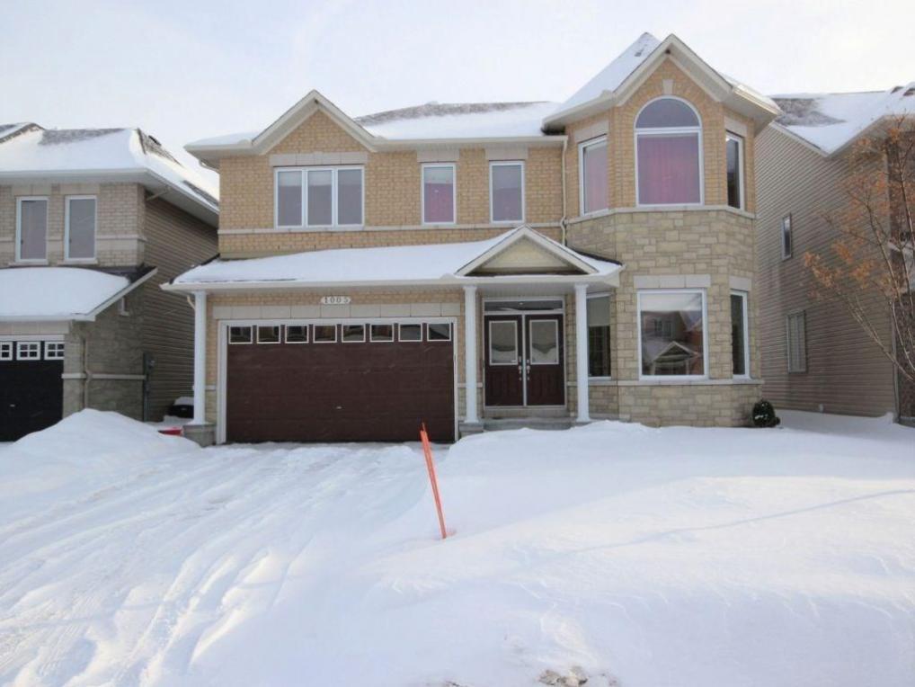 1005 Winterspring Ridge, Ottawa, Ontario K4A0S4