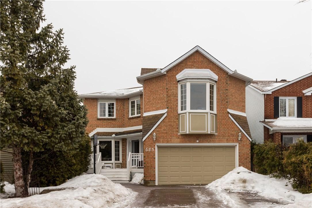 685 Apollo Way, Ottawa, Ontario K4A1S8