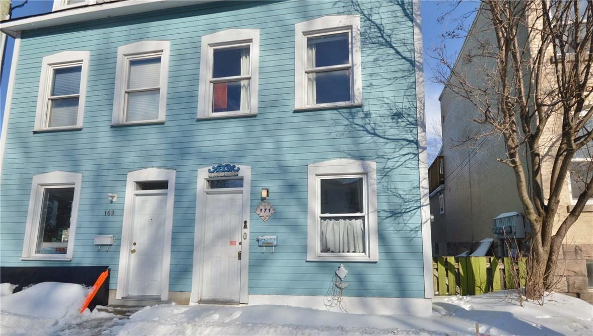 171 Cumberland Street, Ottawa, Ontario K1N7H2