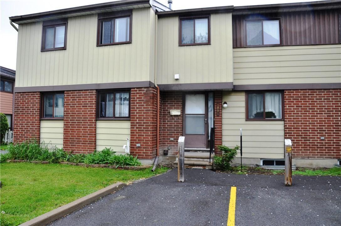 1991 Falkirk Crescent, Ottawa, Ontario K1B4Y8