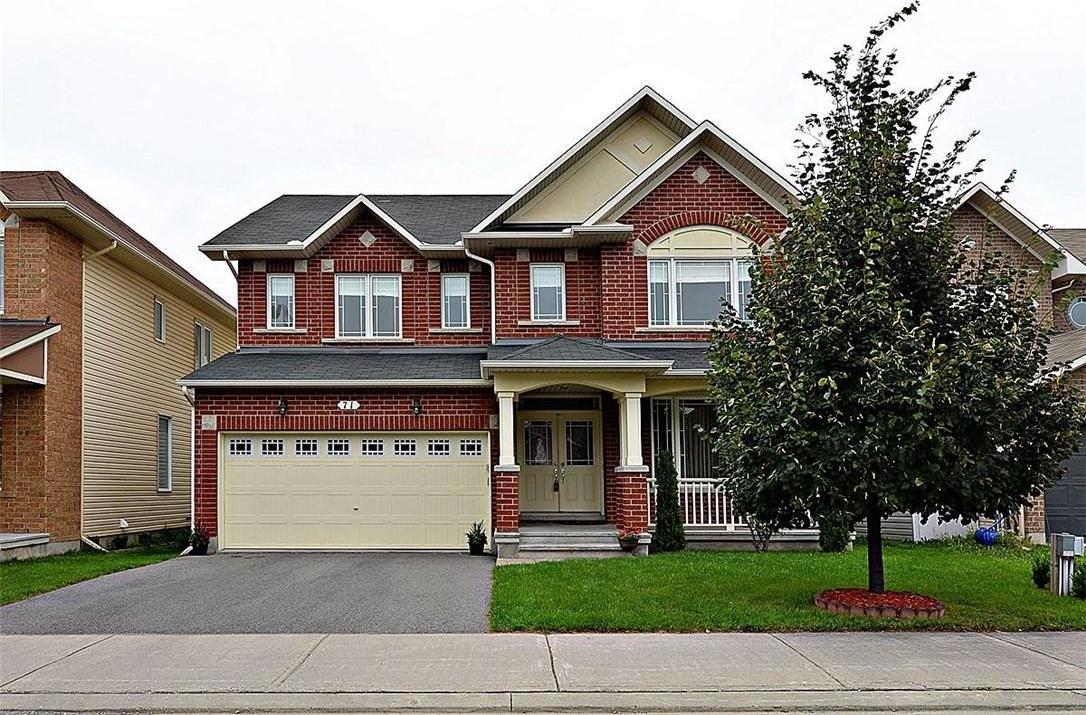 71 Roswell Drive, Ottawa, Ontario K2J0H1