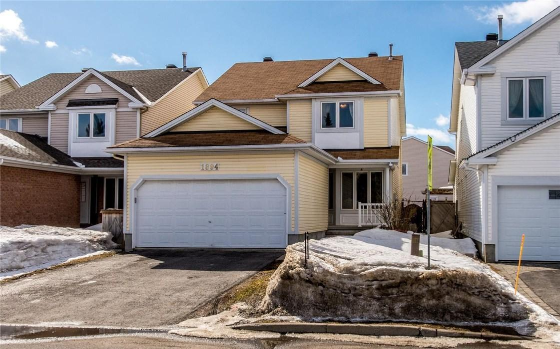 1894 Northlands Drive, Orleans, Ontario K4A3K7
