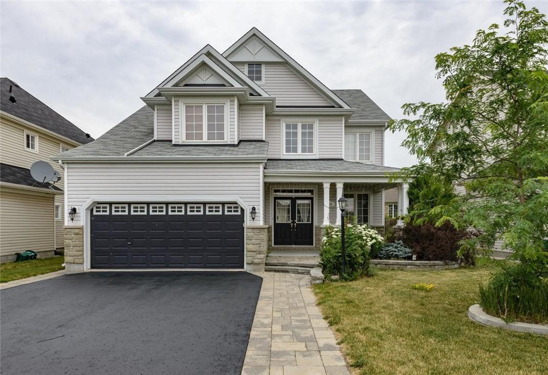 604 Brookwood Circle, Ottawa, Ontario K2J0N6