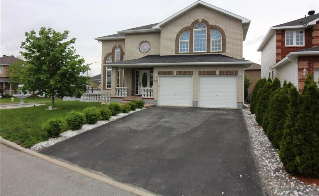 710 Vermillion Drive, Ottawa, Ontario K1V1W1