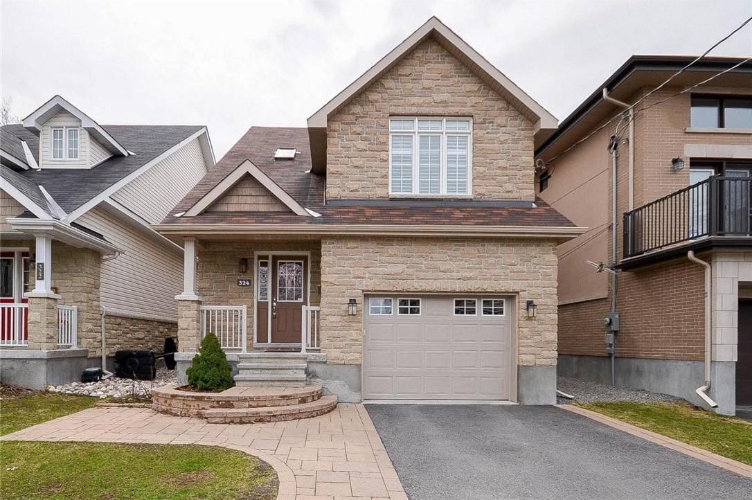 324 Selby Avenue, Ottawa, Ontario K1Z6R1