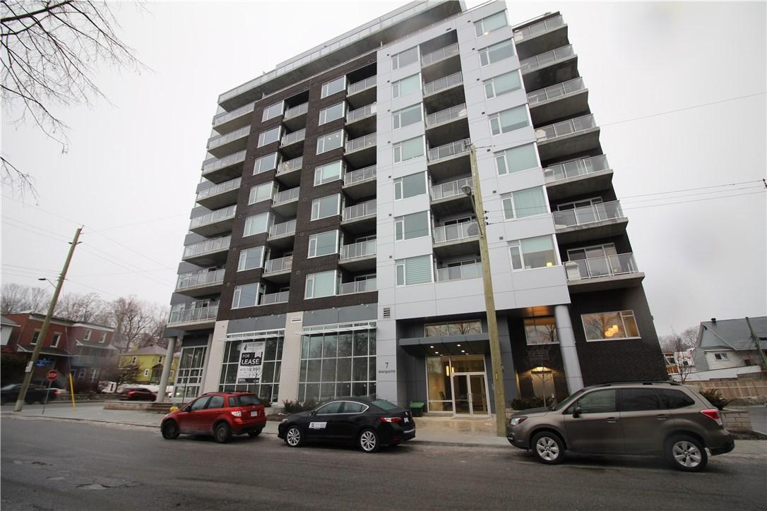 7 Marquette Avenue Unit#403, Ottawa, Ontario K1L8A7