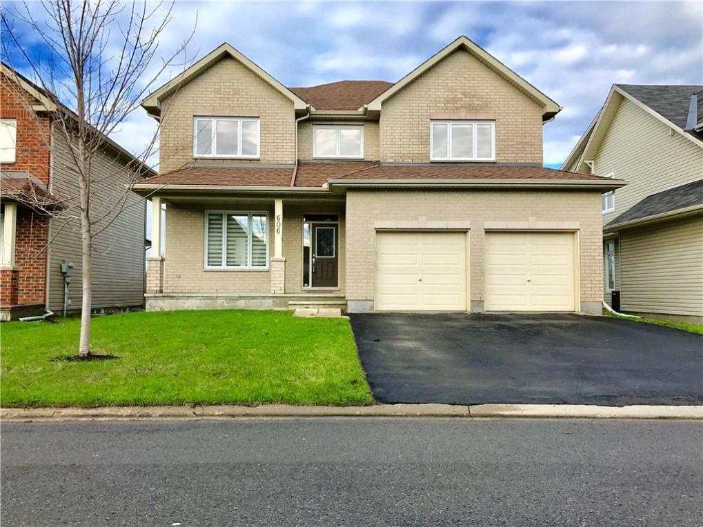 606 Netley Circle, Ottawa, Ontario K1T0A3