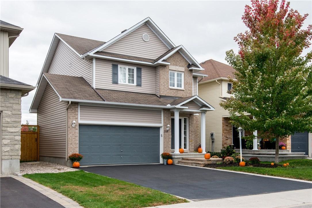 118 Hartsmere Drive, Ottawa, Ontario K2S2G7