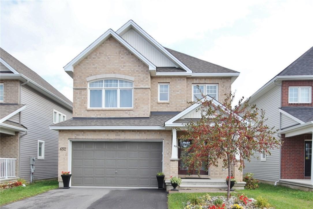 652 Willowmere Way, Ottawa, Ontario K1T0K1