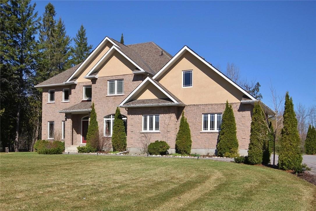 6163 Elkwood Drive, Greely, Ontario K4P1N1
