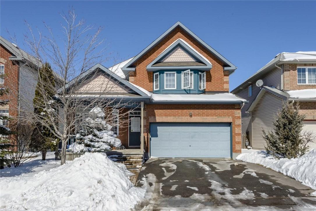 172 Grandpark Circle, Ottawa, Ontario K1G6R5