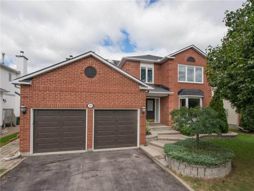 769 Montcrest Drive, Orleans, Ontario K4A2M7