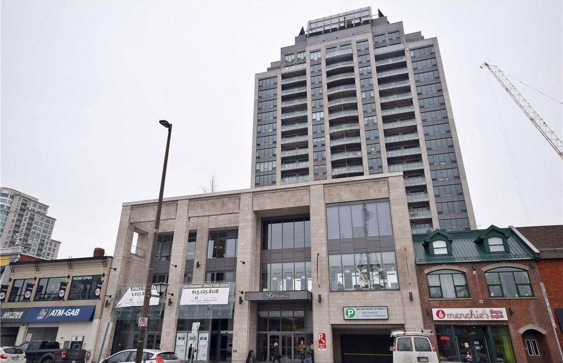 90 George Street Unit#1204, Ottawa, Ontario K1N0A8