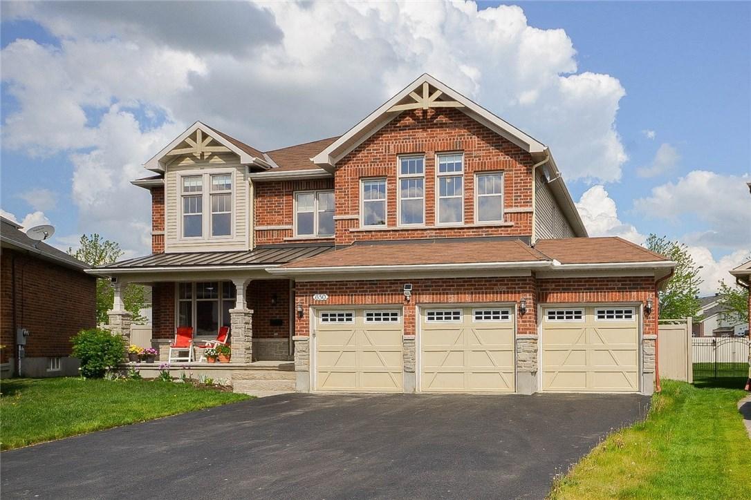 650 Bow Valley Drive, Ottawa, Ontario K1V2H1