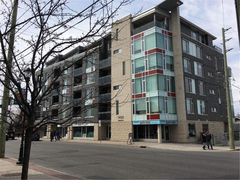 1433 Wellington Street Unit#403, Ottawa, Ontario K1Y2X4