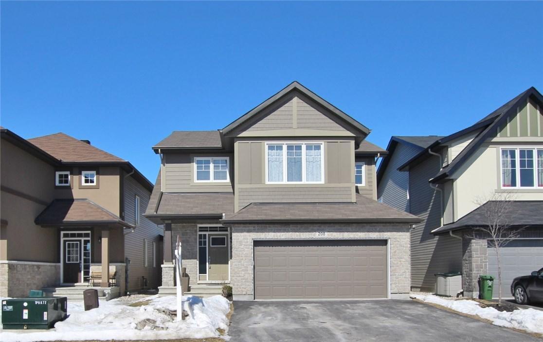 208 Balikun Heights, Ottawa, Ontario K2V0A6