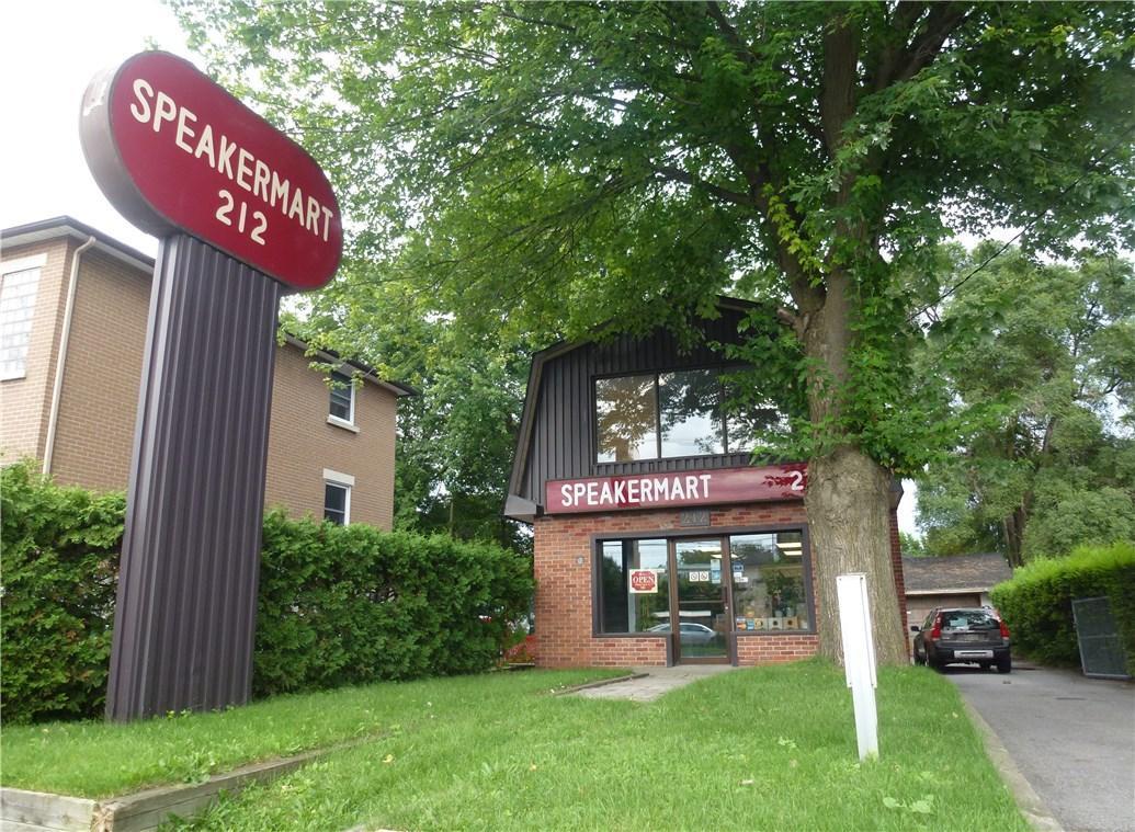 212 Mcarthur Avenue, Ottawa, Ontario K1L6P5