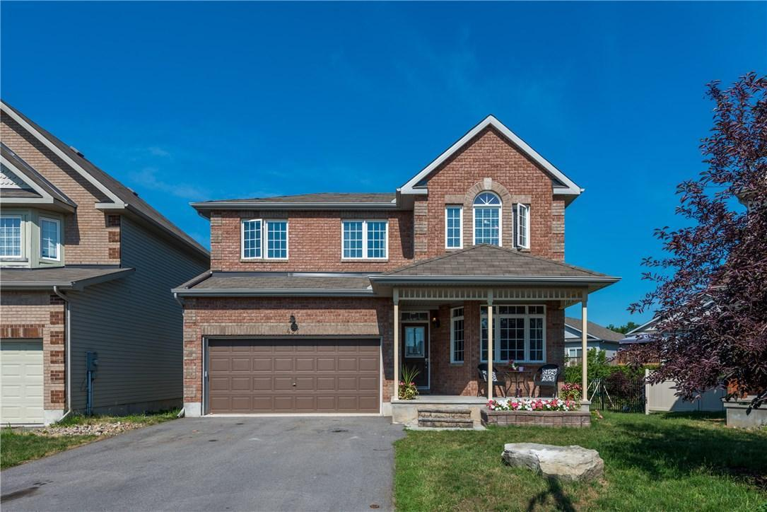 497 Crystal Court, Rockland, Ontario K4K0A2
