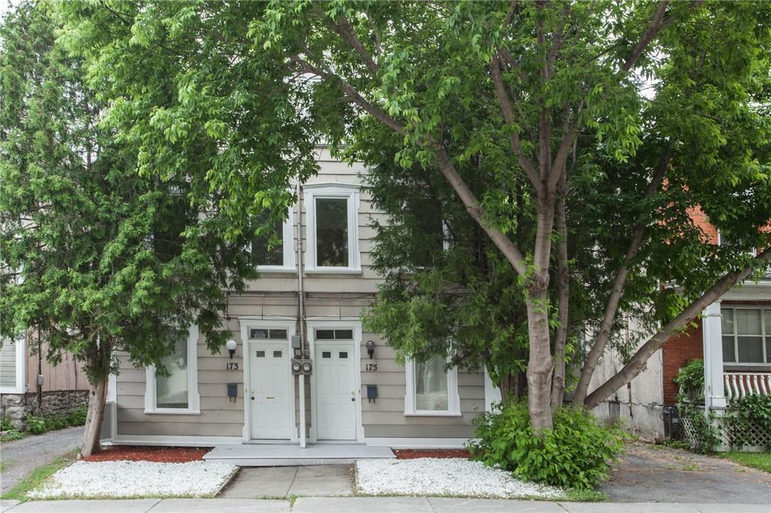 173-175 Guigues Avenue, Ottawa, Ontario K1N5J1