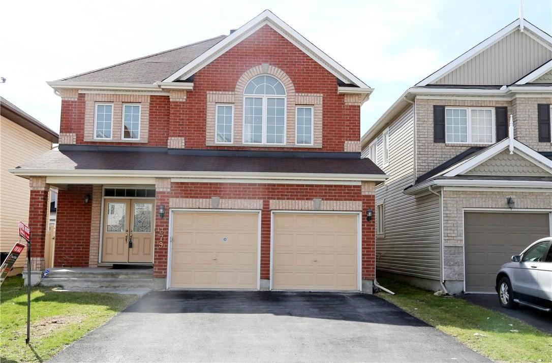 379 Moffatt Pond Court, Ottawa, Ontario K2J0C9