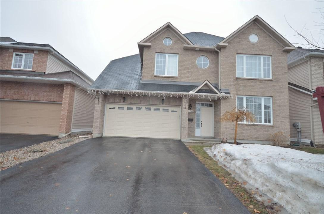 160 Marshfield Street, Orleans, Ontario K4A4N2