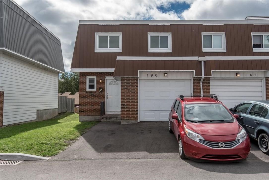 190 Birch Hill Private, Ottawa, Ontario K1K3Y5
