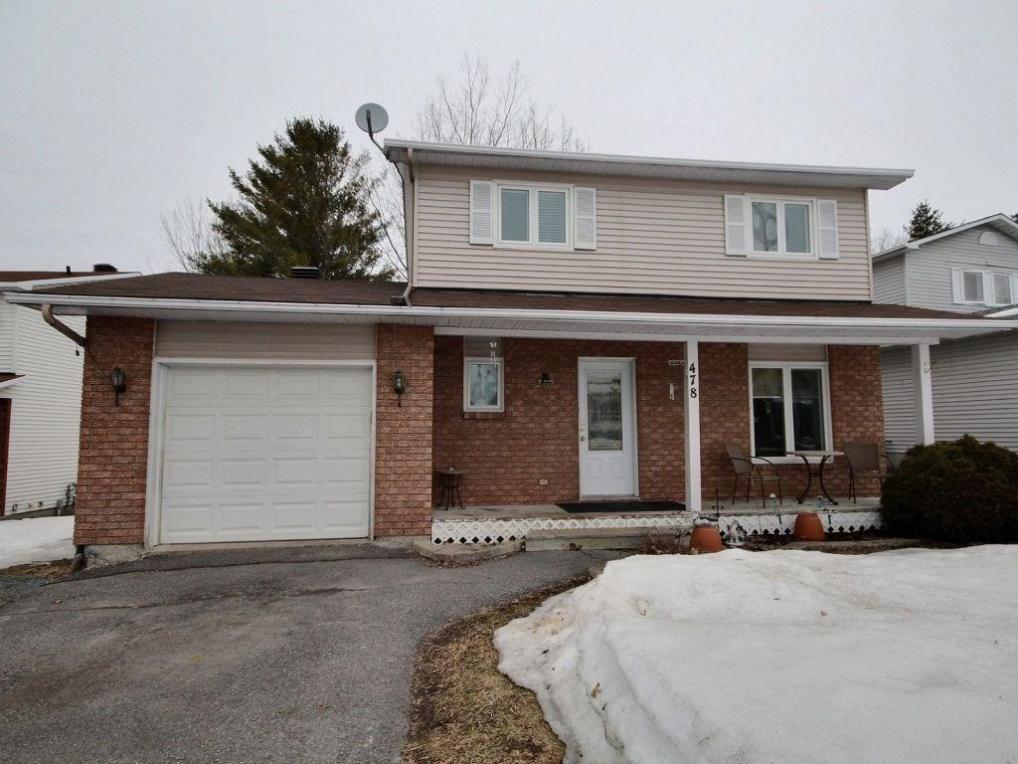 478 Yves Street, Rockland, Ontario K4K1G1