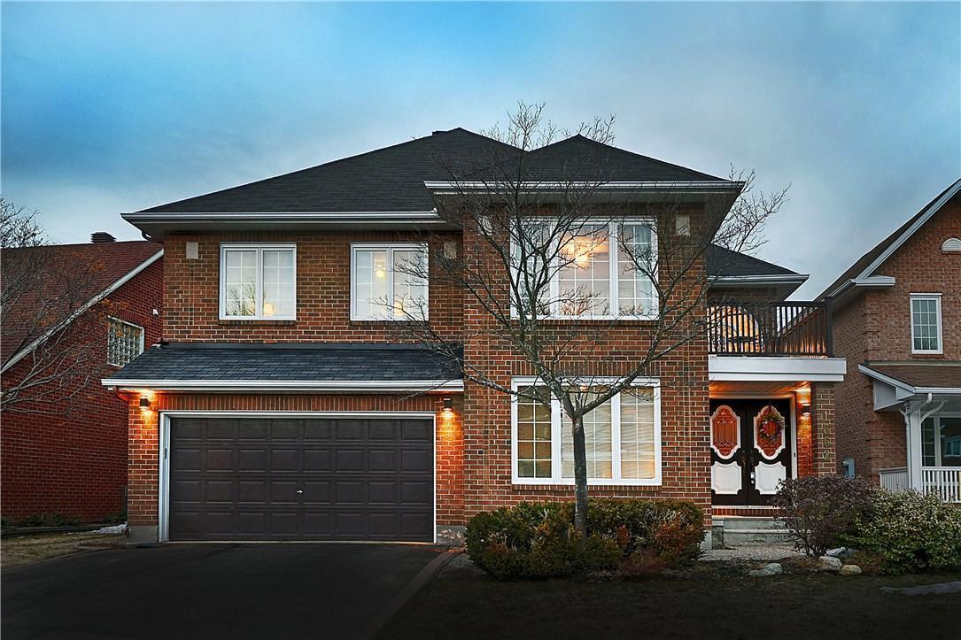 1662 Autumn Ridge Drive, Ottawa, Ontario K1C6Y2