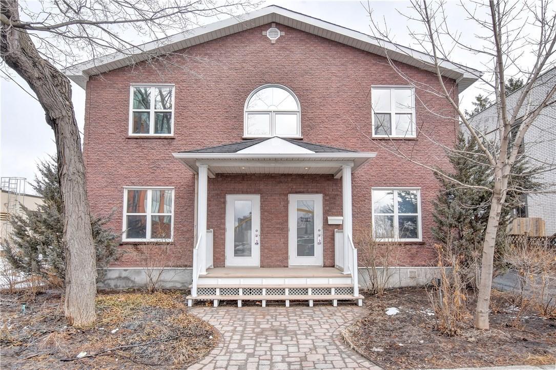 291 Olmstead Street, Ottawa, Ontario K1L7J9