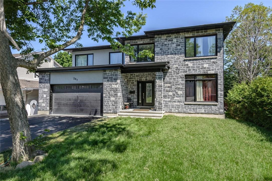 287 Mountbatten Avenue, Ottawa, Ontario K1H5W2