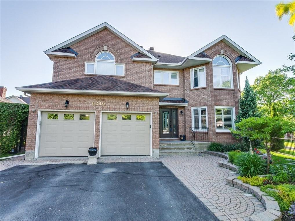 6249 Ravine Way, Ottawa, Ontario K1C2V5