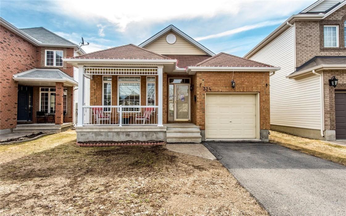 324 Shellbrook Way, Ottawa, Ontario K1T4E1