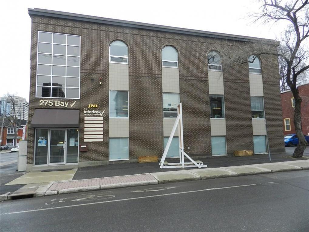 275 Bay Street, Ottawa, Ontario K1R5Z5
