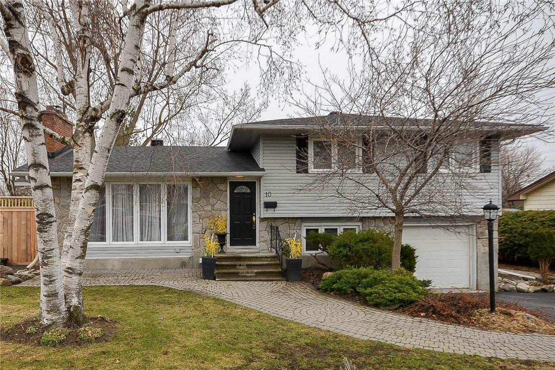 10 Spring Garden Avenue, Nepean, Ontario K2G3B3